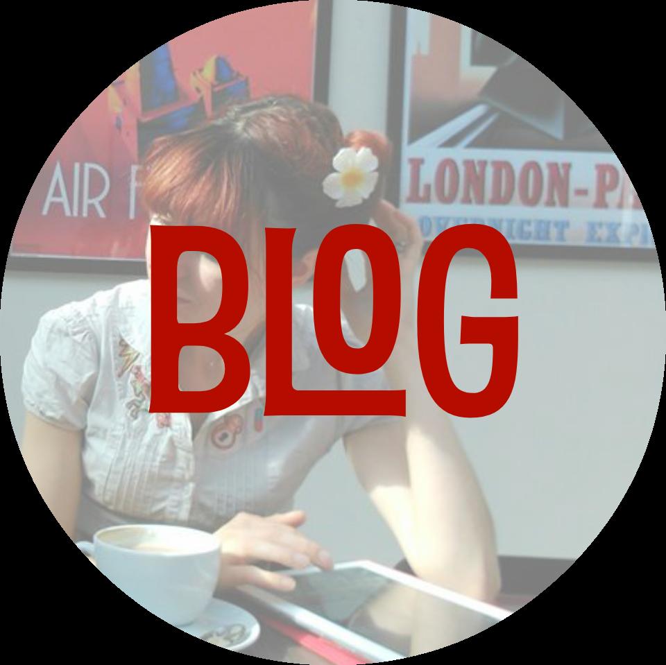 blog tab